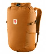 Fjallraven Laptop Ulvo Rolltop 23 Inch red gold colored (171)