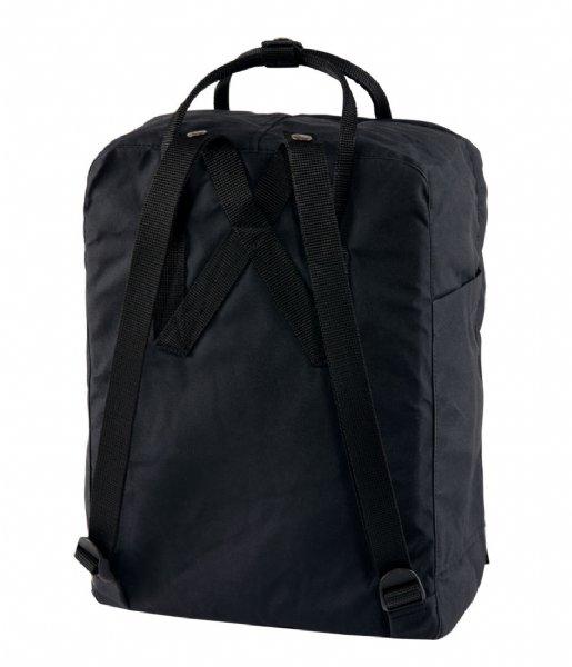 Fjallraven  Kanken black (550)