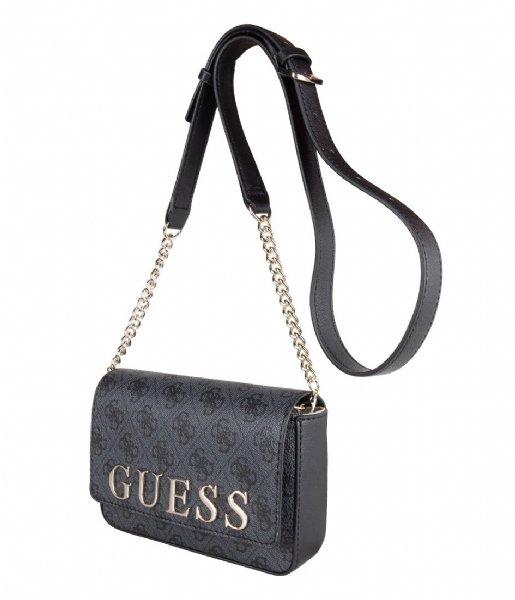 Bluebelle Crossbody Belt Bag brown Guess | The Little Green Bag