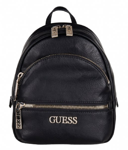 Guess Manhattan Small Backpack Zwart