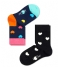 Kids Socks 2-Pack Heart