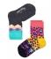 Kids Socks 2-Pack Leopard