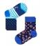 Kids Socks 2-Pack Bang Bang