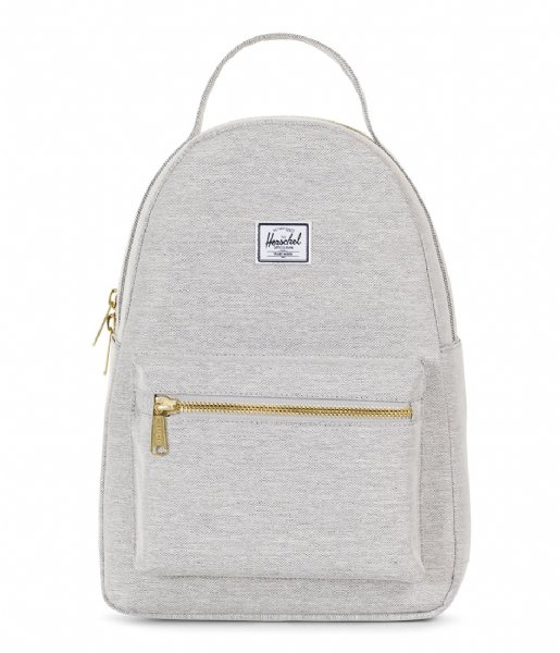 Herschel Supply Co.  Nova XS light grey crosshatch (01866)