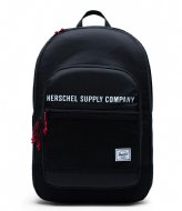 Herschel Supply Co. Athletics Kaine black (03102)