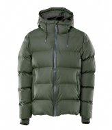 Rains Puffer Jacket green (03)
