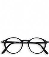 Izipizi #D Reading Glasses black soft